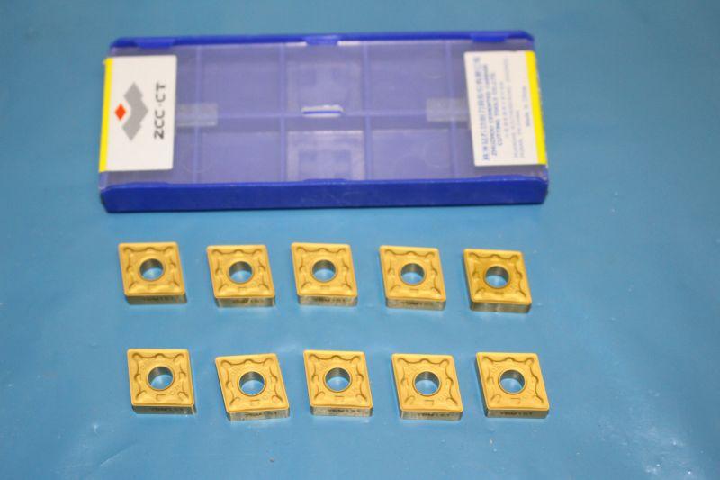 Mit Rechnung!! 10 x Wendeplatten CNMG 120404-FS RT250X für Edelstahl NEU!